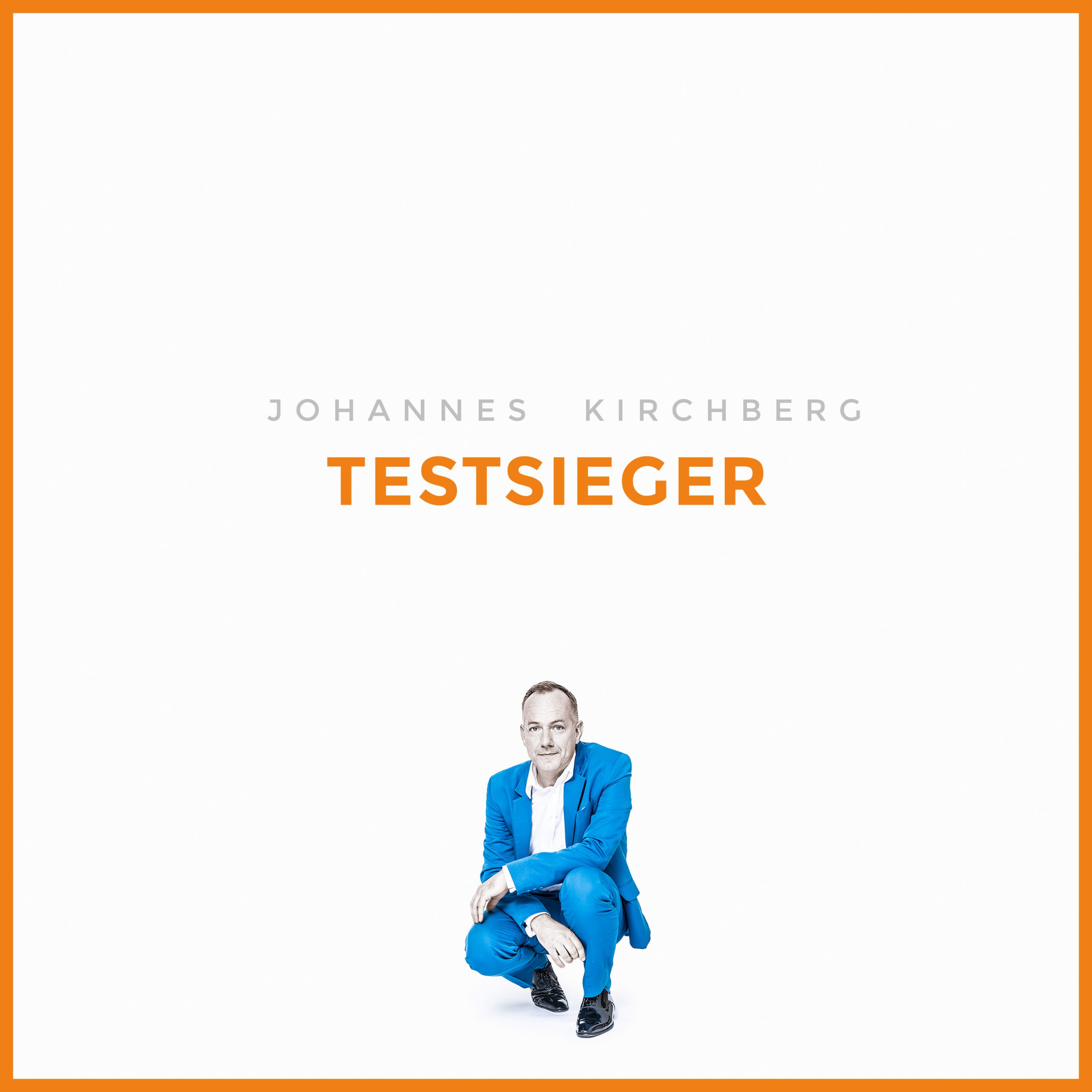 Johannes Kirchberg – Testsieger